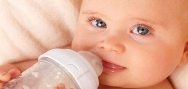 فطريات الفم عند الرضع