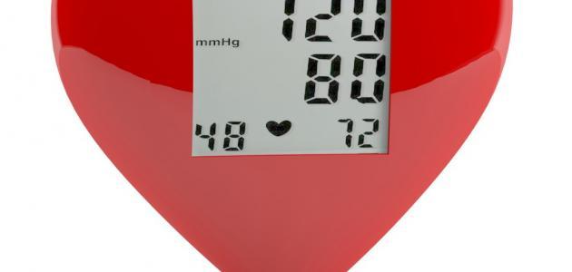 كم ضغط الدم الطبيعي