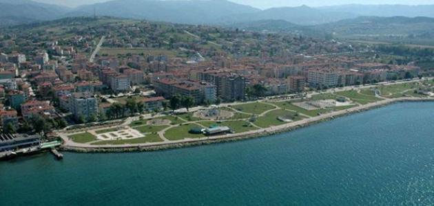 مدينة يلوا في تركيا