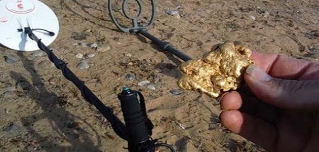طريقة صنع جهاز كشف الذهب