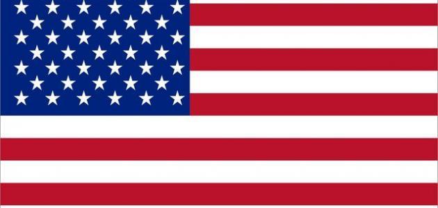 كم نجمة في علم أمريكا