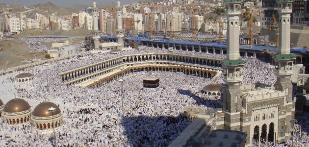 كم عدد أبواب المسجد الحرام