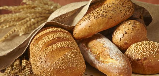 تحضير الخبز