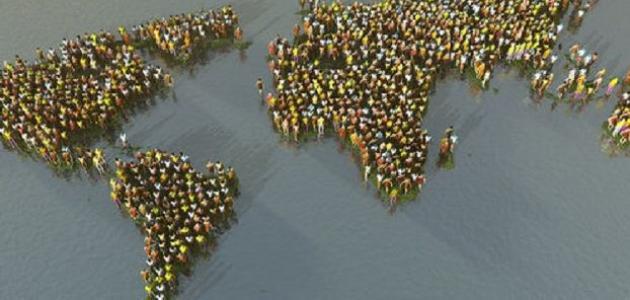 عدد سكان دول العالم