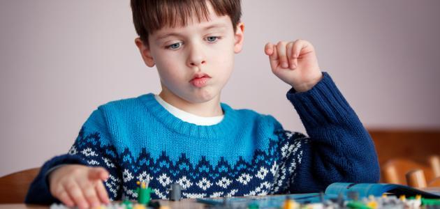 تنمية مهارات الطفل