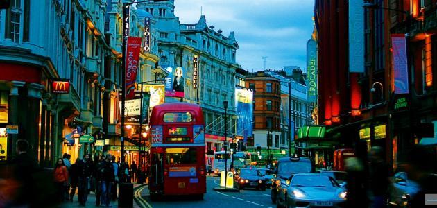 السياحة في لندن وأهم المعالم