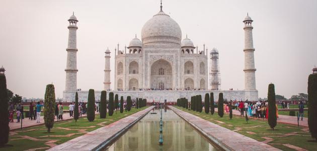 السياحة إلى الهند
