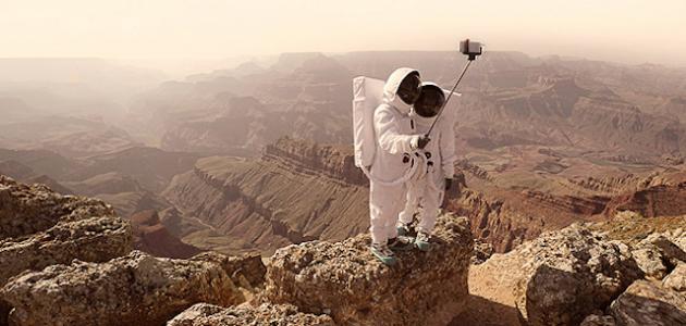 السياحة في المريخ