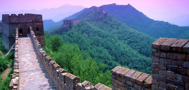 السياحة إلى الصين