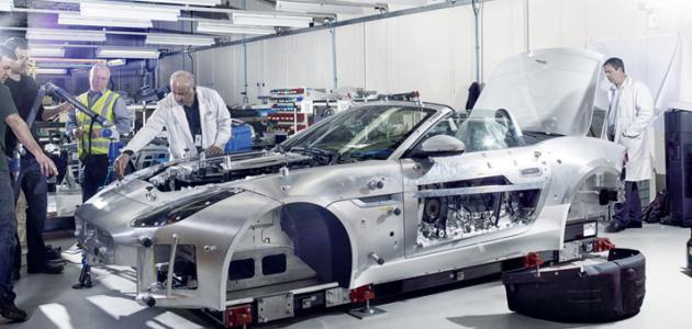 صناعة السيارات في ألمانيا موضوع