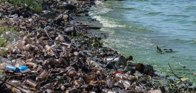 بحث عن تلوث الماء