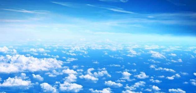 لماذا نرى السماء باللون الأزرق