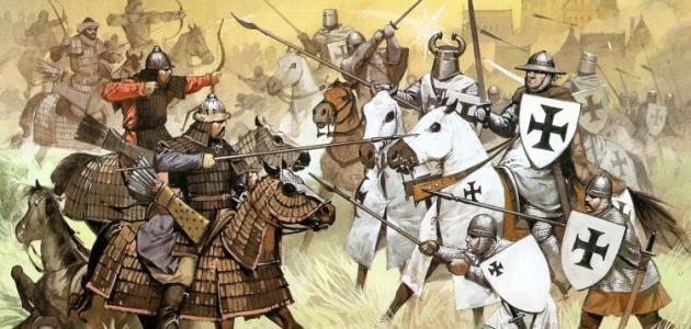 من هو مؤسس الإمبراطورية المغولية