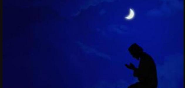 صلاة الوتر وقيام الليل - موضوع