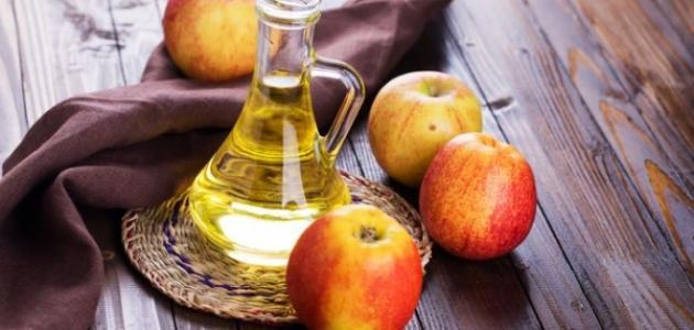 كيفية استعمال خل التفاح للشعر
