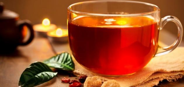 طرق تحضير الشاي العدني