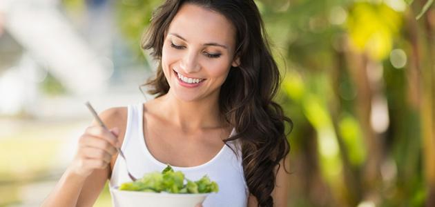 نظام غذائي للحامل يضمن ثبات الوزن