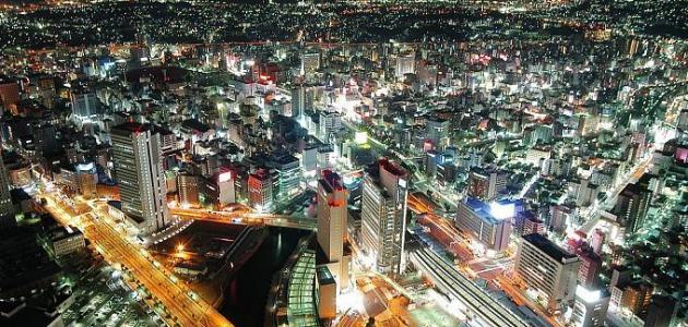 تقرير عن السياحة في اليابان