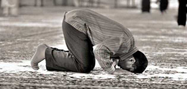موضوع تعبير عن الصلاة