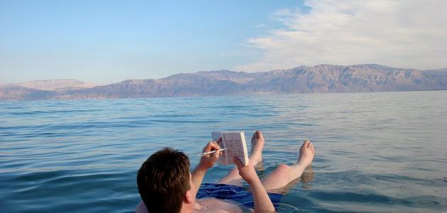 لماذا سمي بالبحر الميت