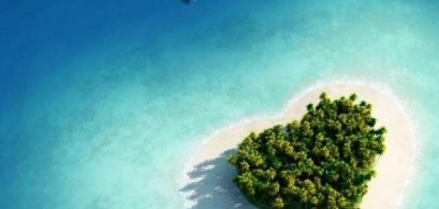 أحلى جزر العالم السياحية