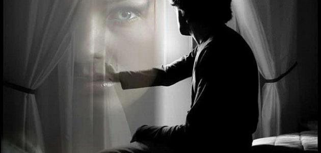خواطر عشق حزينة