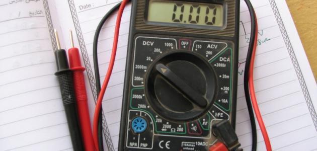 وحدات قياس الكهرباء