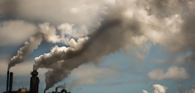 بحث عن تلوث البيئة