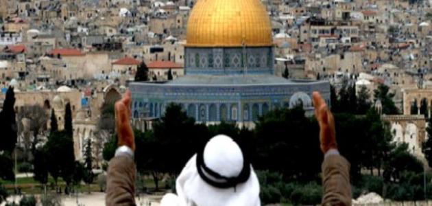 كيفية كتابة مقدمة عن فلسطين