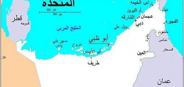 أين تقع دولة البحرين
