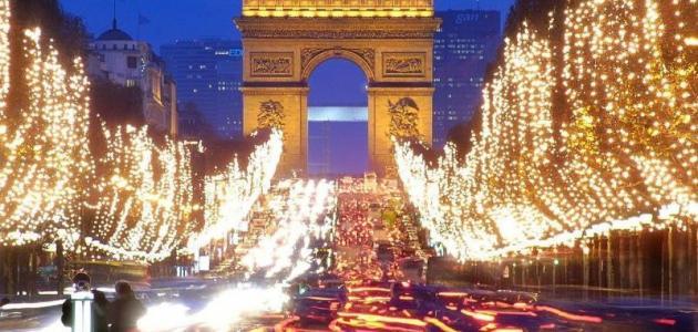 تقرير حول السياحة في فرنسا