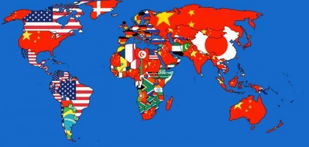 عدد الدول الأوروبية