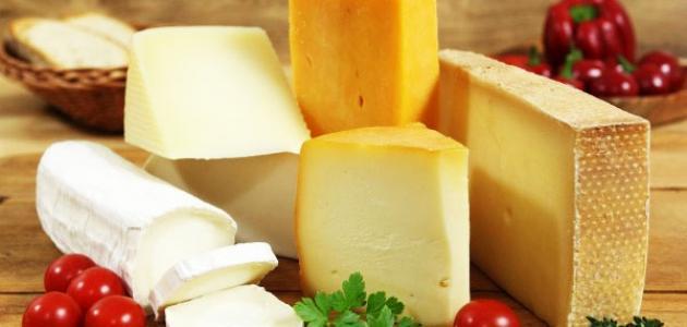 عمل الجبن