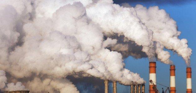 بحث حول تلوث الهواء