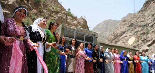 عدد الأكراد في تركيا
