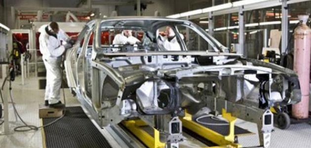صناعة السيارات في السعودية