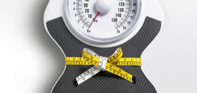 كيف أعرف وزني