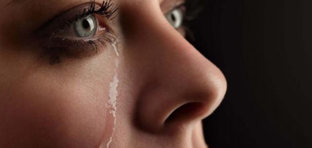 أقوال عن البكاء