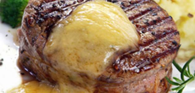 طريقة عمل ستيك لحم بقري