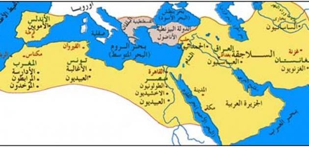 حدود الدولة العثمانية موضوع