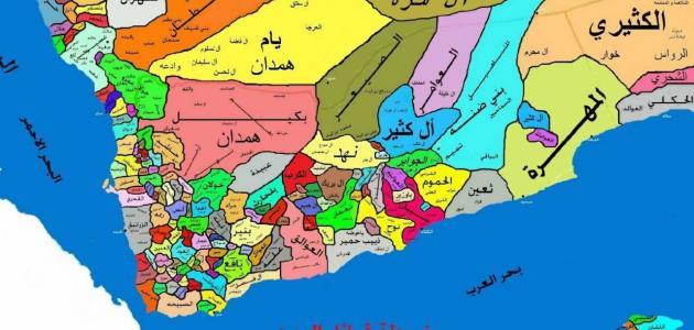 كم عدد محافظات اليمن