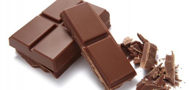 صنع الشوكولاتة
