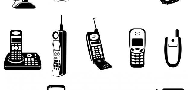 اختراع الهاتف النقال - موضوع