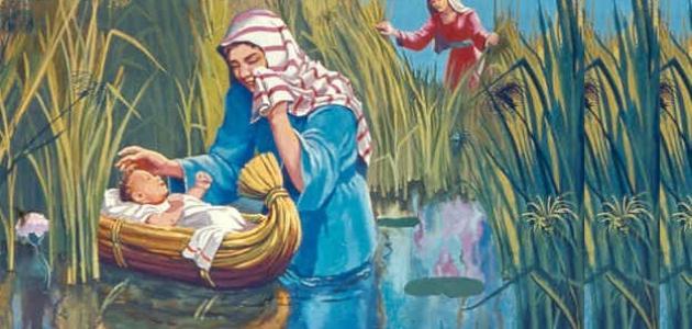 قصة سيدنا موسى وفرعون كاملة كرتون