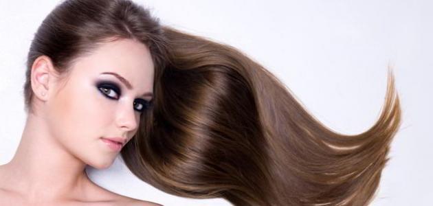 فيتامينات لتقوية الشعر