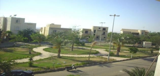 مدينة الشروق في مصر