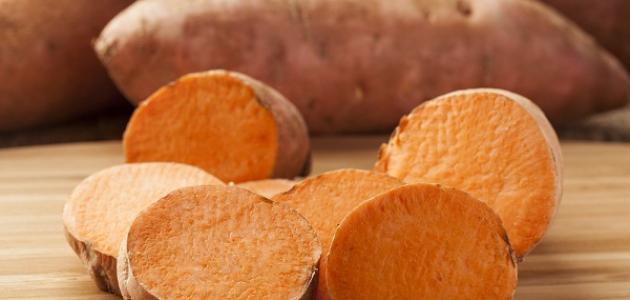 فوائد البطاطا للحامل