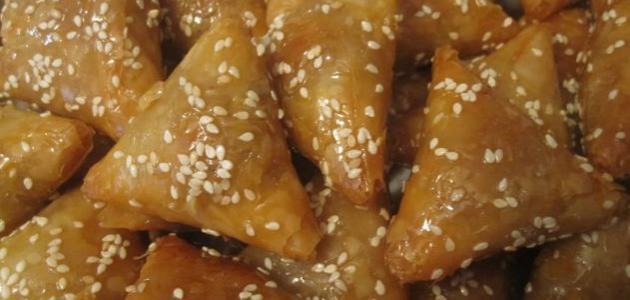 حلويات مغربية رمضانية