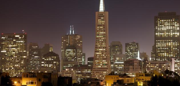 تقرير عن سان فرانسيسكو