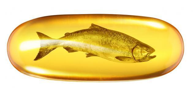 فوائد تناول زيت السمك